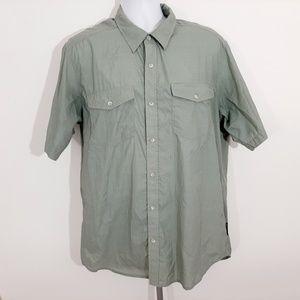 Exofficio Men's Button-front Outdoor Shirt Size XL